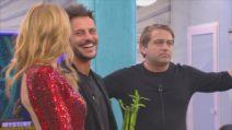 Grande Fratello Vip 2020, Patrick Ray Pugliese supera il televoto