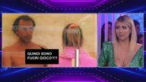 """Grande Fratello Vip 2020, Antonio Zequila e Clizia Incorvaia: """"Lupus in sauna"""""""