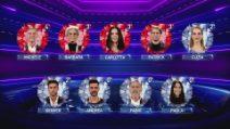 Grande Fratello Vip 2020, Carlotta, Patrick, Barbara e Michele sono i nominati dell'ottava puntata