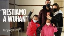 """Coronavirus, la storia di Lorenzo: """"Restiamo a Wuhan per dare coraggio agli amici cinesi"""""""