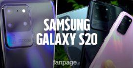 Abbiamo provato i nuovi Samsung Galaxy S20 ed S20 Ultra