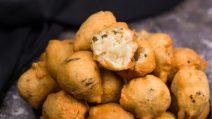 Frittelle di alghe: soffici, profumate e sfiziose!