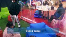 """GF Vip, Fabio Testi e la capanna di Pago e Serena: """"Ridicolo, tutto per una trom**ta"""""""