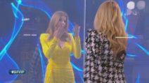 Grande Fratello VIP, il confronto tra Rita Rusic e Adriana Volpe