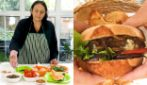 Insect-based burgers, fried food and skewers: Tiziana Di Costanzo's innovative recipes