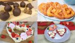 4 amazing recipes for Valentine's Day!
