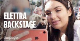 Elettra Lamborghi si prepara per Sanremo 2020: il backstage tra fan e momenti di relax