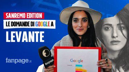 Levante, Tiki Bom Bom, Sanremo, età: la cantante risponde alle domande di Google