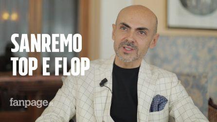 Enzo Miccio, top e flop di Sanremo 2020