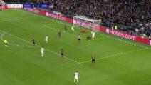Champions, Tottenham-Lipsia 0-1: gol e highlights