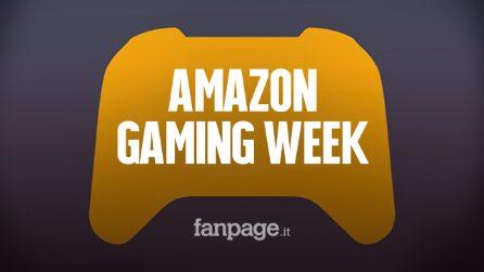 Gaming Week: giochi, console, PC e accessori in sconto fino al 79% su Amazon