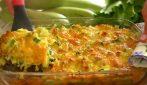 Sformato di zucchine e uova: un pranzo completo pronto in pochi minuti