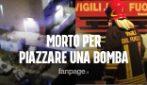 Catania, giovane muore per lo scoppio di una bomba che stava posizionando davanti ad una Tabaccheria