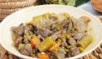 Spezzatino con carciofi: la ricetta del secondo piatto saporito