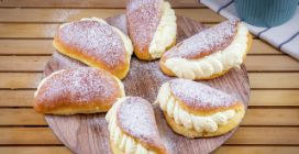 Sweet brioche tacos: how to make a special treat in a few steps!