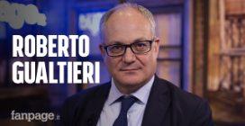 """Ministro Gualtieri: """"Reddito di cittadinanza? Misura utile e importante, la miglioreremo"""""""