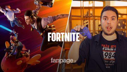 Abbiamo provato la seconda stagione di Fortnite