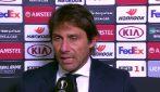 """Inter, Conte: """"Eriksen può fare meglio. Modulo 352? Valutiamo alternative"""""""