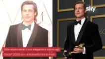 Oscar 2020 Brad Pitt miglior attore non protagonista