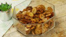 Chips di banana: lo snack che piacerà a grandi e piccini!