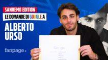 Alberto Urso età, Sanremo, Il sole ad est: il cantante risponde alle domande di Google