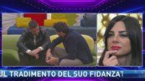 Il fratello di Pago svela i like di Serena ad Alessandro Graziani
