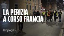 Gaia e Camilla morte a Corso Francia, la superperizia per stabilire il punto dell'incidente