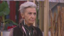 Barbara Alberti lascia la Casa del Grande Fratello Vip