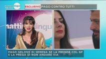 """Miriana Trevisan parla di Pago: """"Bello quello che sta facendo per Serena, ma lui è anche un artista"""""""