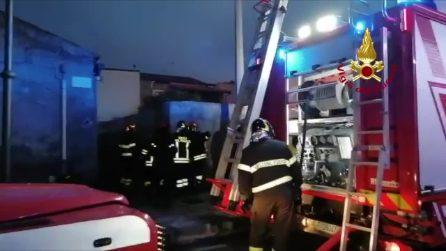 Messina, incendio in una villetta a Nizza di Sicilia: morte due donne