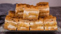 Baklava com ricota: você não vai conseguir resistir a essa sobremesa turca!