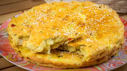 Pão de cebola: pronto em 5 minutos!