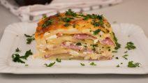 Lasanha de batata: um prato completo e fácil de fazer!