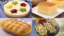 Menù dessert della settimana: un dolce per ogni giorno della settimana!