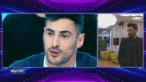 """Grande Fratello Vip, Alessandro Graziani: """"Ho visto Serena dopo Temptation Island"""""""