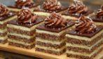 Quadrotti cremosi con crema pasticcera: il dessert da acquolina in bocca