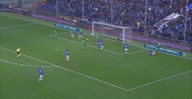 Serie A: Sampdoria-Fiorentina 1-5, gli highlights e i gol