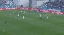 Serie A: Sassuolo-Parma 0-1, gli highlights e il gol