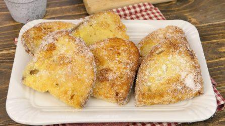 Torrijas de leche: il dolcetto perfetto per riciclare il pane raffermo!