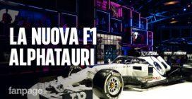 """Nasce la nuova Scuderia AlphaTauri: """"Stessa macchina, grandi aspettative per la nuova stagione"""""""