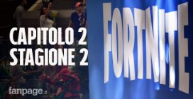 Fortnite capitolo 2 stagione 2: ecco quando uscirà il nuovo aggiornamento del Battle Royale