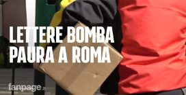 """Pacchi bomba a Roma: """"Il nome del mittente sul pacco è di una persona che conosciamo"""""""