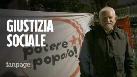 """Elezioni suppletive Napoli, Aragno (Potere al popolo): """"C'è bisogno di giustizia sociale"""""""