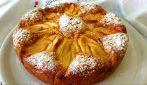 Torta di mele e mandorle: la ricetta golosa e semplice da preparare