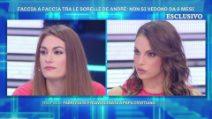 Domenica Live - Lite furiosa tra le sorelle De Andrè