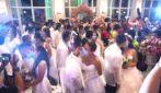 Filippine, nozze con le mascherine ai tempi del coronavirus