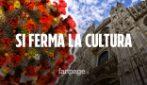 Coronavirus, la cultura si ferma fino al 1 marzo: ecco i musei e teatri chiusi