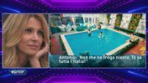 Grande Fratello Vip 2020, le insinuazioni di Antonio Zequila su Adriana Volpe