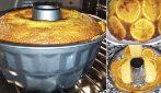 Ciambellone all'arancia: il dessert bello da vedere e goloso
