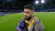 """Champions, Insigne: """"Dispiaciuti, che emozione affrontare Messi"""""""